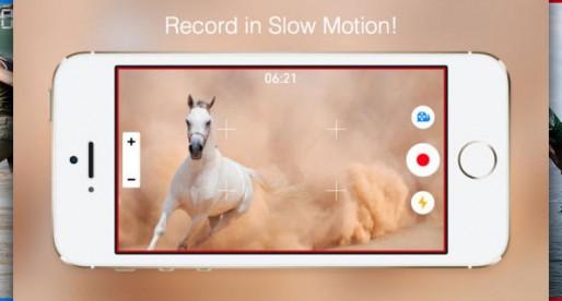 SlowCam: The definite iPhone slo-mo camera app