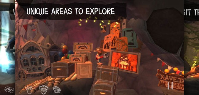 The Cave: Now also available for iOS