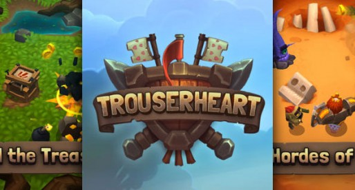 Trouserheart: Fight for your trousers