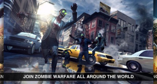 Dead Trigger 2: Zombie Shooter with great graphics