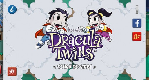 Dracula Twins: Vampires vs. the rest of the monster world