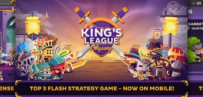 King's League: Odyssey – Train your knights and send them into battle