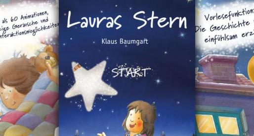 (Deutsch) Lauras Stern interaktive Bildergeschichte für Kinder