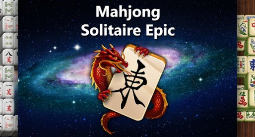 Mahjong Solitaire Epic: The puzzle fun continues
