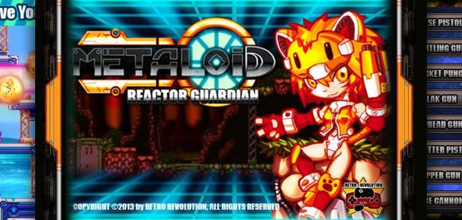 Metaloid Reactor Guardian