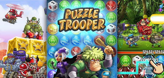 Puzzle Tropen: The Match-3 game with a difference