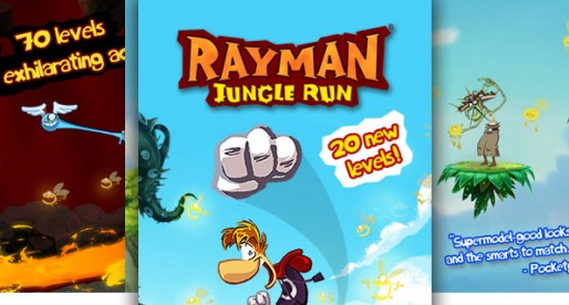 Rayman Jungle Run: Let's bounce through the jungle