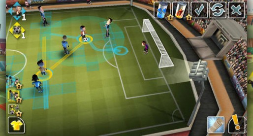 Soccer Moves: Apply the right tactics and become a soccer legend