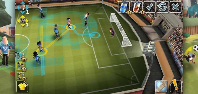 Soccer Moves: Durch Taktik zur Fußballerlegende