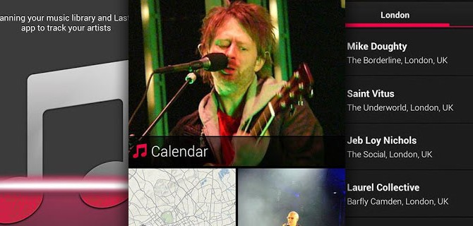 Songkick: Don't ever miss a concert again