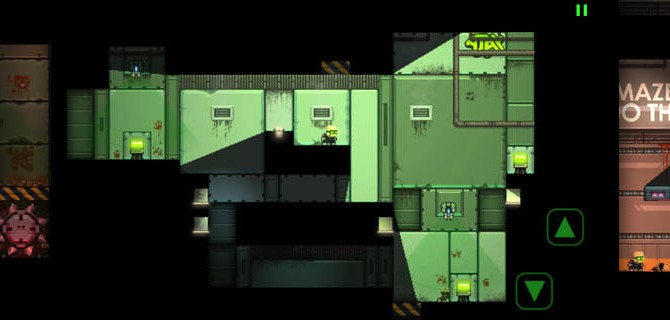Stealth Inc.: Exciting chase through the shadows