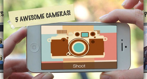 Fast Retro Camera: Photo effects with vintage charm