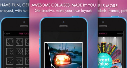 Fuzel: Use your photos to create collages