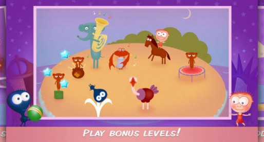 Give My Ball Back: Cute looking Puzzler that has what it takes