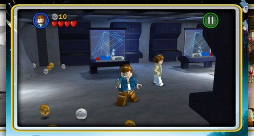 Lego Star Wars: The Complete Saga now for iOS