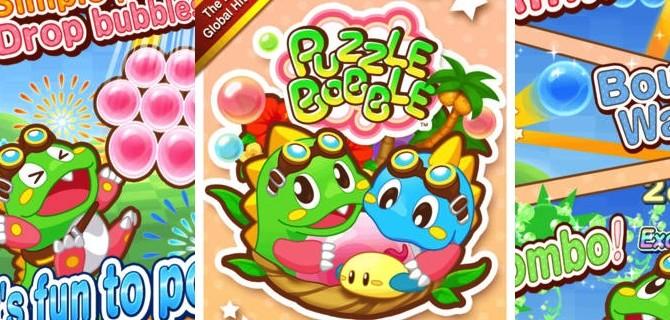 LINE Puzzle Bobble: Burst the bubbles!