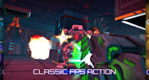 Neon Shadow: An impressive First-Person Shooter