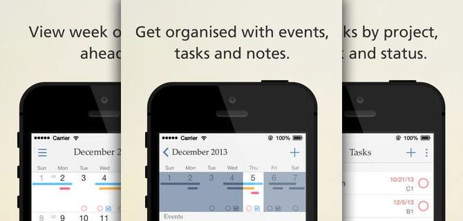 Planner Plus fürs iPhone: Aufgaben und Notizen effektiv verwalten