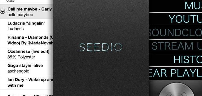 Seedio: Turn iOS devices into multi-speakers