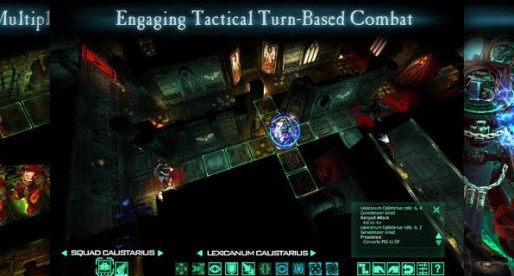 Space Hulk: Control the fighting machines of the Warhammer 40,000 universe