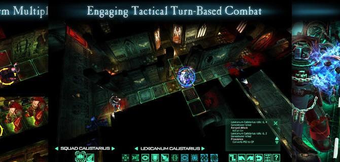 Space Hulk: Steuert die Kampfmaschinen im Warhammer-40.000-Universum