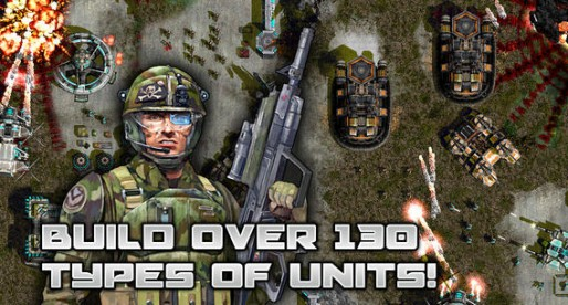 Machines at War 3 RTS: Classic Real-time Strategy Action with lots of options