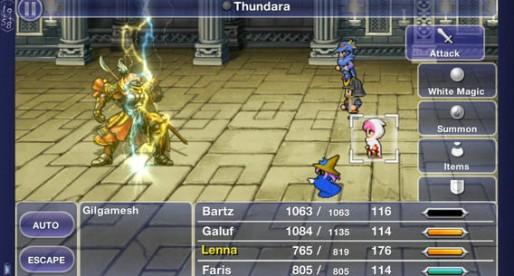 Final Fantasy V: Opulent adventure for all you RPG fans