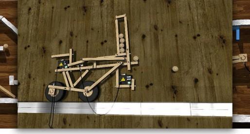 Apparatus: Ein Physik-Puzzle der besonderen Art