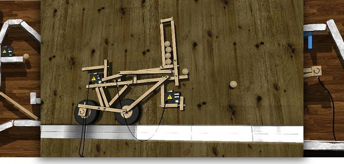 Apparatus: A special kind of Physics Puzzle