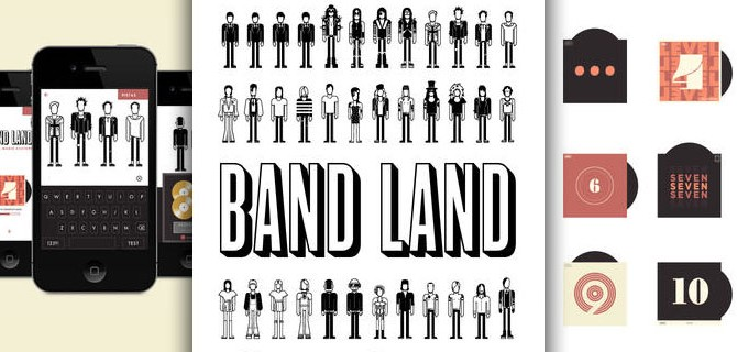 Band Land: Can you guess the name of the band?
