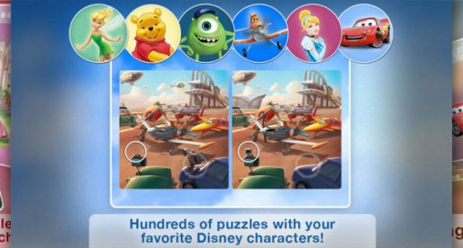 Disney Puzzle Packs: Have fun with your favorite Disney characters