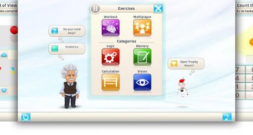Einstein Brain Trainer: Get your brain going!