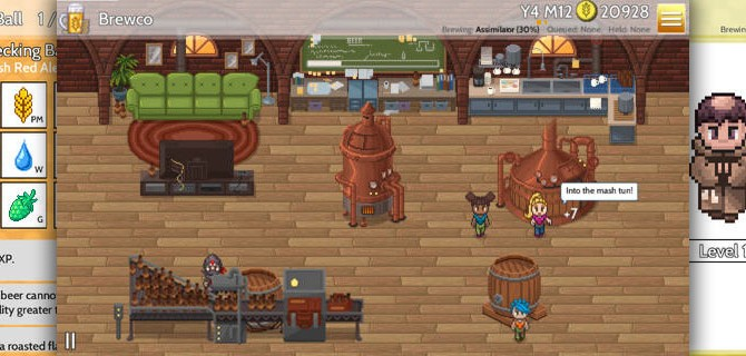 Fiz: The Brewery Management Game – Become a Master Brewer