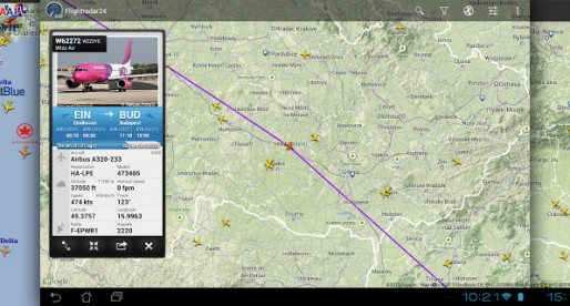 FlightRadar24 Pro: What is going on up there?