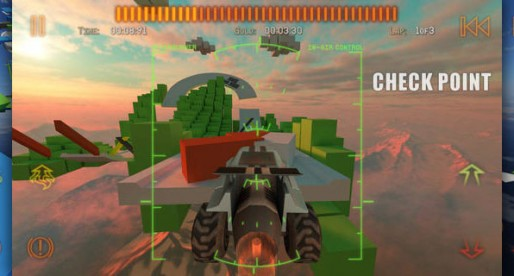 Jet Car Stunts 2: The sequel of the cult game has arrived