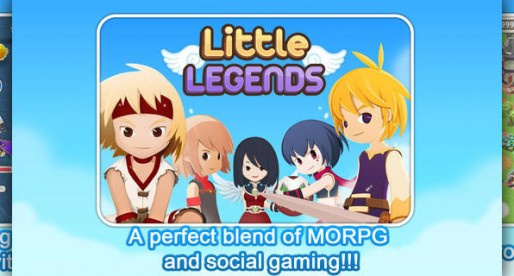 Little Legends: Sword fights and town planning with friends