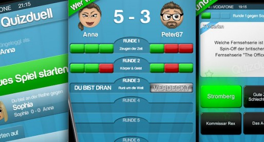 Quizduell Premium: The app hit will soon be a TV show