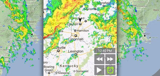 Rain Alarm Pro: Don't get caught in the rain!