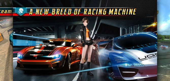 Ridge Racer Slipstream: The console hit is now available for iOS