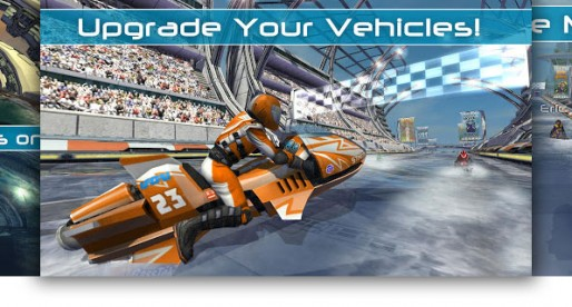 Riptide GP 2: A Water Racer with a high fun factor