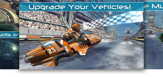 Riptide GP 2: Ein Wasser-Racer mit hohem Spaßfaktor