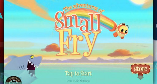Small Fry: A new Casual Game starring a little fish