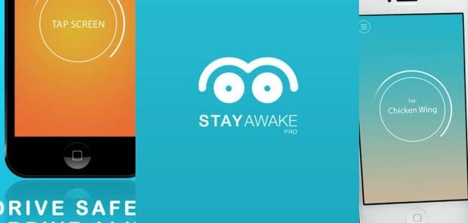 Stay Awake Pro: Don't fall asleep!