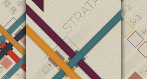 Strata: Can you solve this tricky Line Puzzle?