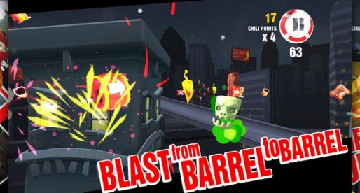 Tap & Blast: Set off some spicy fireworks