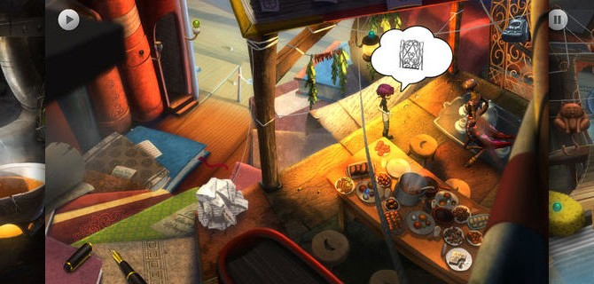 Violett: Amazing Point'n'Click adventure