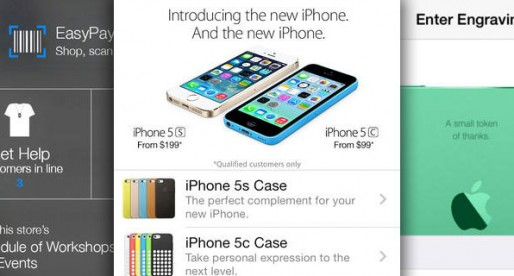 Apple Store App: Enjoy a great shopping experience