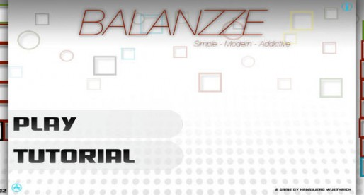 Balanzze: A new and original Physics Puzzler