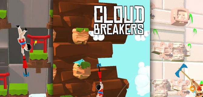 Cloudbreakers: An original Casual Game without frills or rip-offs