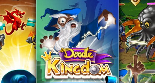 Doodle Kingdom: Rightfully on top of the charts